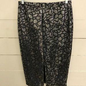 Nabee pencil skirt.